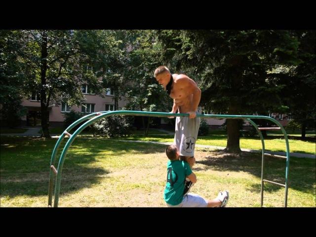 Summer Workout 2013 - Adam Raw for SebeRevolta HD