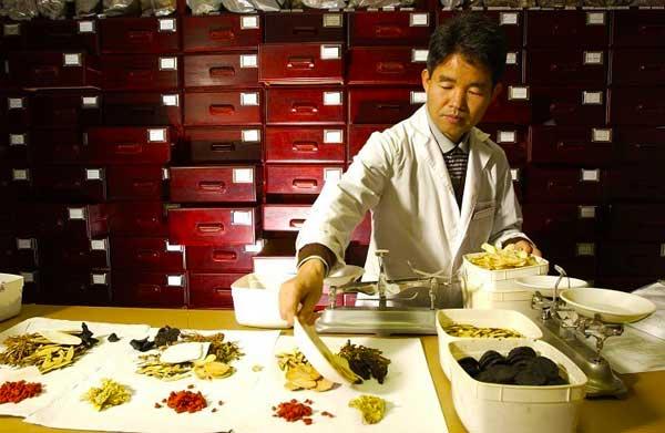Основные концепции традиционной китайской медицины