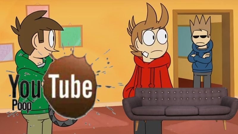 YouTube Poop - Tord's Giant Pingas