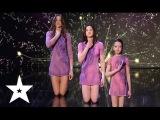 Трио Stars above the river покорило сердца! Фантастическое выступление талантливейших девушек!