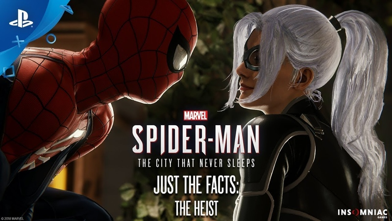 Marvel's Spider-Man: The Heist – Just the Facts | PS4