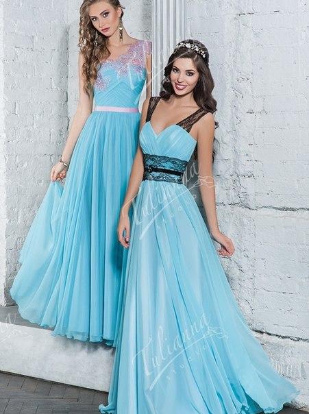 Вечернее платье для среднего роста