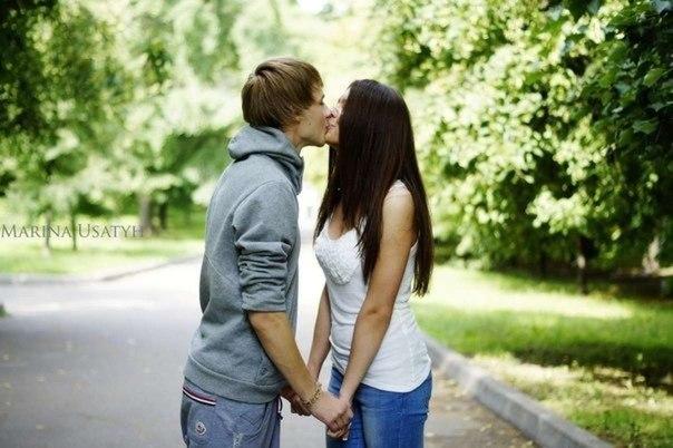 Захист від хвороб - поцілунок