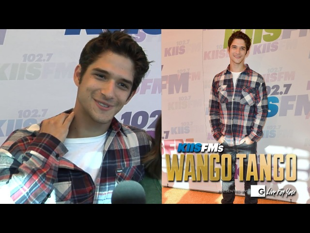 Tyler Posey Talks Shirtless Scenes Teen Wolf Season 3 - 2013 KIIS FM Wango Tango