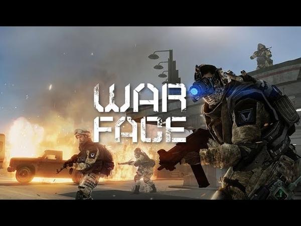 Warface Новичок играю пятый день! ГО в PvP.