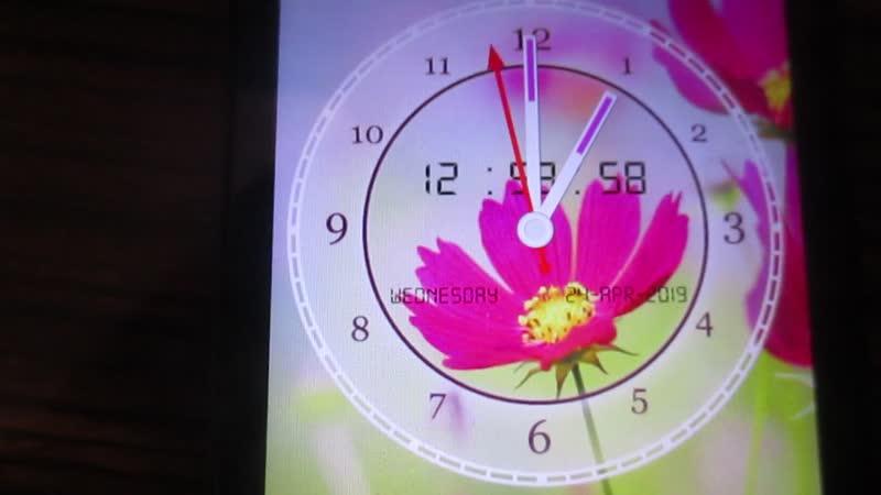 3 Реконструкция часов 5 канала и начало программы Известия в 13.00 дня
