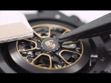 Production of the Porsche Design Chronograph 911 Turbo S Exclusive Series