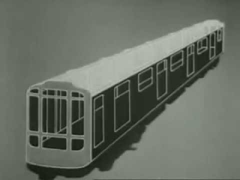 Устройство и обслуживание вагонов 81 717⁄714 в метродепо