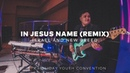 In Jesus Name Remix BASS COVER STX Holiday Youth Convention Luis Pacheco