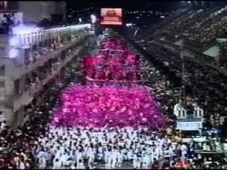 Beija-Flor 1995 - Bidu Sayão e o Canto de Cristal