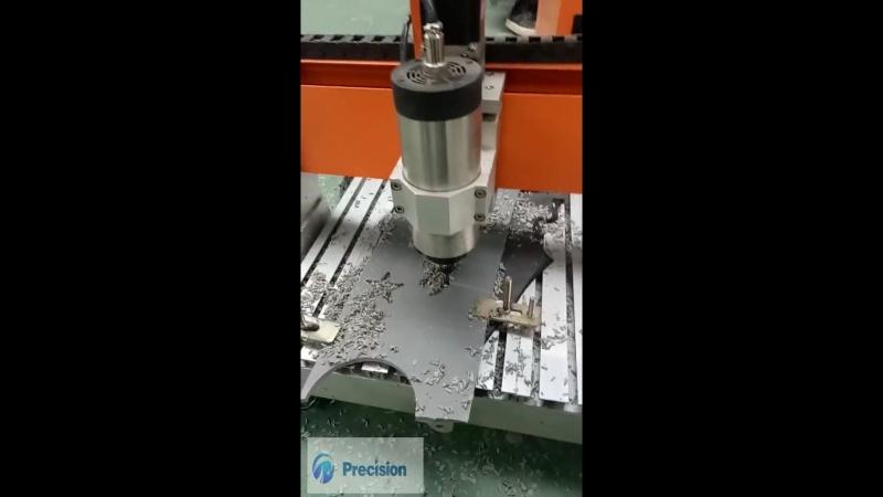 雕刻机切割PVC 4030