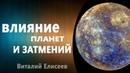 Почему планеты влияют на нас и как это исправить Виталий Елисеев