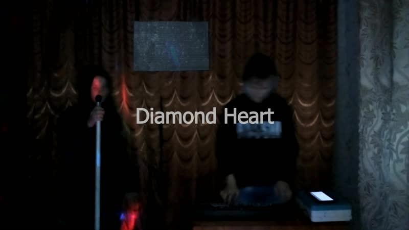 Diamond Heart - Victor_l AlexÅ (cover remix)