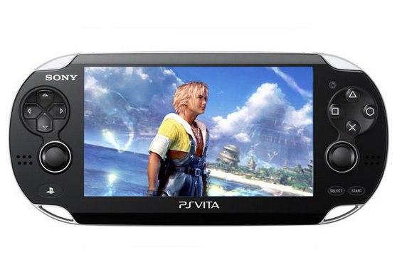 Final Fantasy X HD для PS Vita находится в разработке