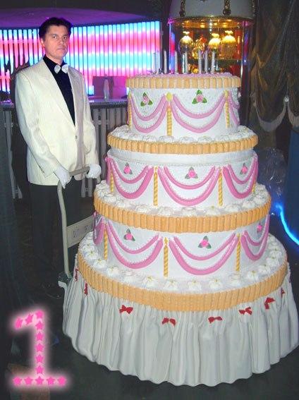 Заказ тортов в слониме на