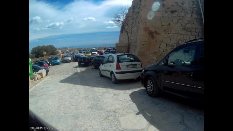 Castillo Santa Barbara Alicante - España Nelbas MOT