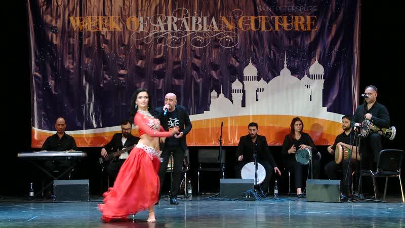 Dementyeva Tatyana номинация ориенталь под Египетский оркестр Al Azdekaa 3 место взрослые 1 продолжающие