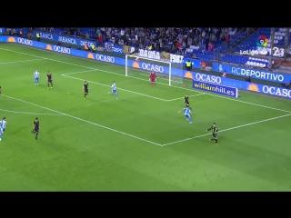 RC Депортиво Ла Корунья - Гранадда CF, 2-1, Сегунда 2018-2019, 6 тур