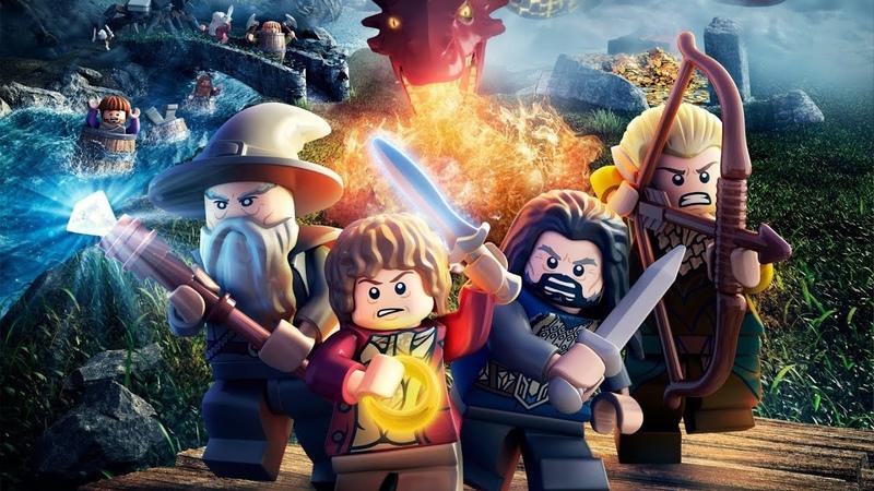 LEGO The Hobbit - ЛЕГО ХОББИТ