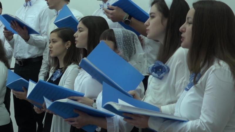 Хор церкви ЕХБ Источник Жизни Тамбова на Хоровом фестивале 2017 г