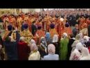 освящение Измайловского собора