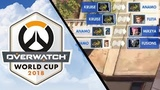 Lucio 4 kills boop festival on Rialto - UK vs. South Korea Overwatch World Cup 2018