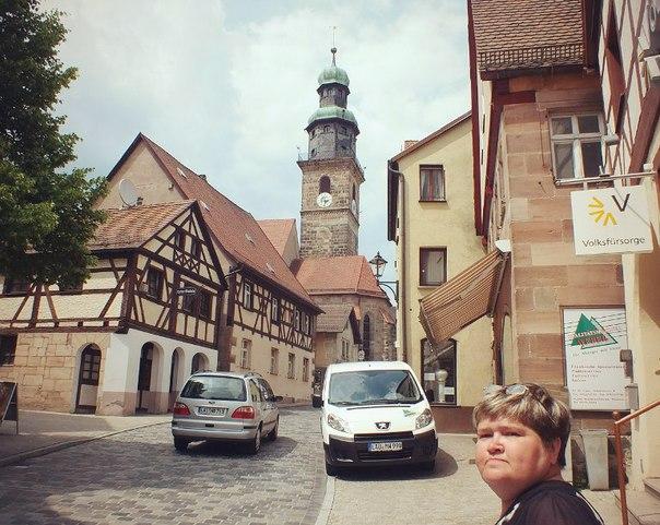 Германия  Бавария Эльм