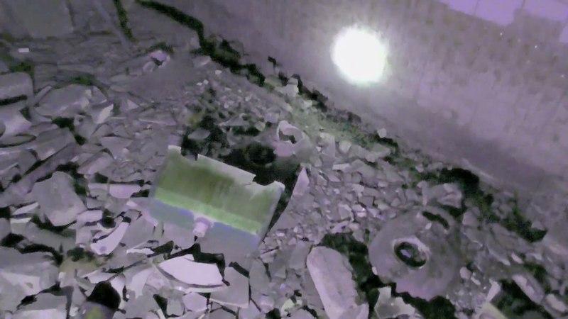заброшенная психиатрическая больница в УФЕ посмотрите момент в конце видео на 01 01 20