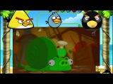 Злые птички Все серии подряд 2 часа мультиков