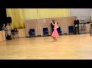 Танц конкурс,22мар2014 Шилова Лиза Венский вальс