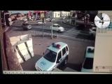 Видео нападения на полицейских в Ингушетии