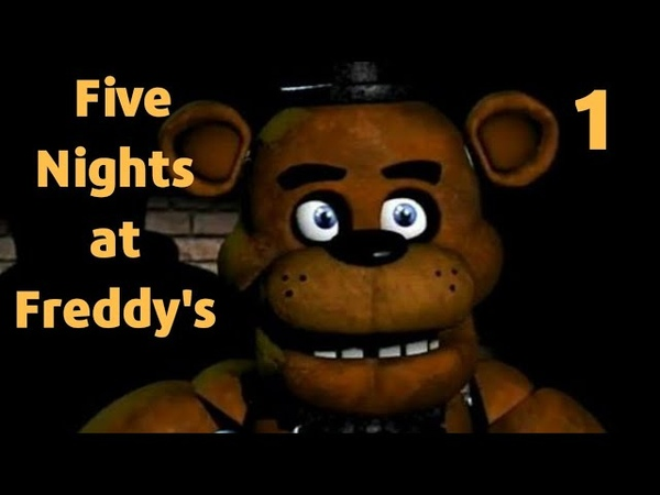 Five Nights at Freddis5 НОЧЕй с Мишкой Фреди