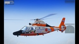 Eurocopter HH 65 С Dolphin Aerospatiale EMS RUSSIA ARMA3