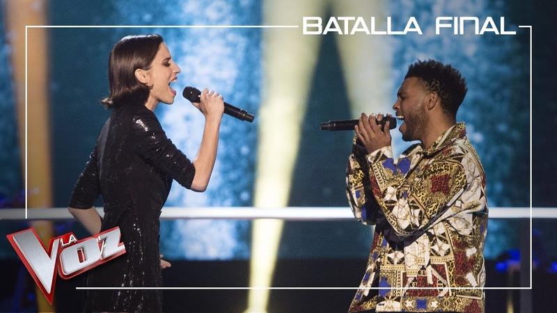 Teresa Ferrer y Marcelino Damion cantan Sign of the times | Batalla final | La Voz Antena 3 2019