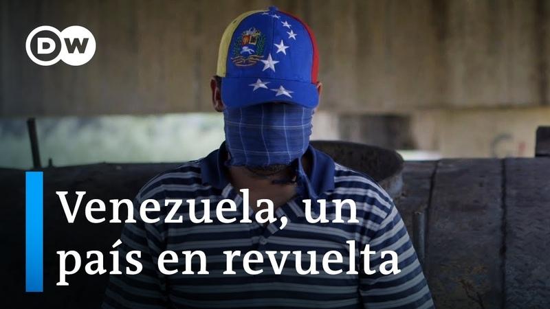 Venezuela: La crisis humanitaria y la lucha por el poder | DW Documental