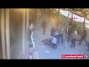 Man Beating Ex-Wife In Turkish Street Gets Headbutted By Have-A-Go Hero _ Man be_HD
