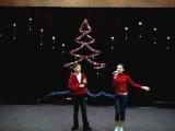 Ведение Новогоднего праздника детской командой КВН