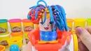 Плей До пластилин, набор Парикмахерская Play Doh Crazy Cuts