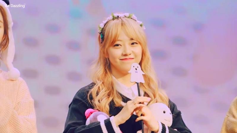 [180401]. 지원아 생일 축하해 Happy Jiwon Day