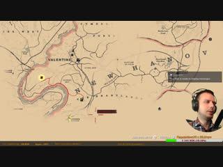 Red Dead Redemption 2 - Прохождение на русском - часть 3