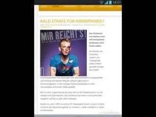 Евросоюз будет карать гомофобов (Резолюция В6-0025/2006)