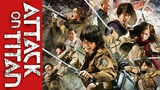 Temper the Wind - Attack on Titan (Live Action) - WITH LYRICS