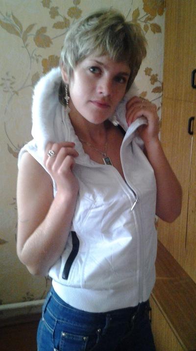 Анна Шершень, 6 июля 1990, Брянск, id175336200