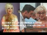 G F LUCIA BRAMIERI beccata con il baby-fidanzato lei 53 anni, lui... INCREDIBILMENTE INNAMORATO!