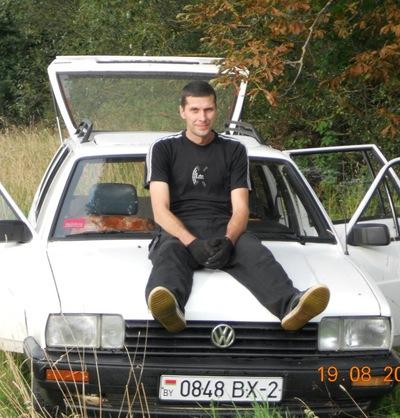 Андрей Зибаровский, 7 июля , Браслав, id195357560