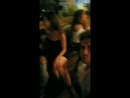 Alycia Debnam-Carey with friends via Ashlee Gene