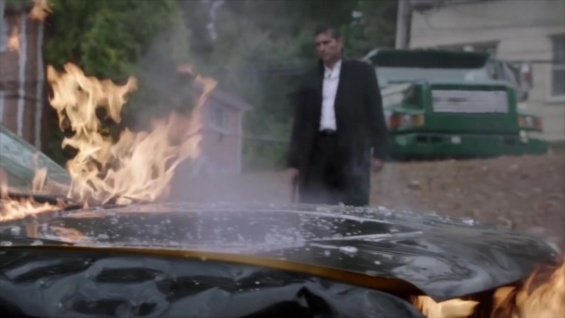 Person of Interest -Hurt