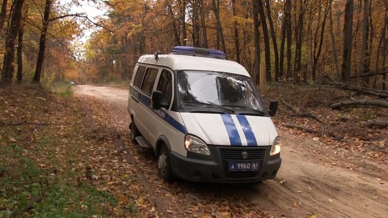 Полицейские оказали помощь заблудившейся в лесу пенсионерке