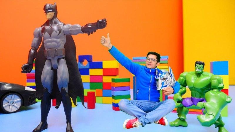 Batmanın arabasını kurtarıyoruz. Joker yaramazlık peşinde