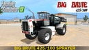 Farming Simulator 17 BIG BRUTE 425/100 SPRAYER